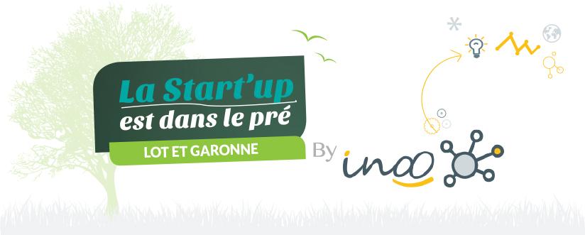 La Startup est dans le pré by inoo
